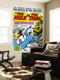 The Fantastic Four No.25 Group: Mr. Fantastic Wall Mural by Jack Kirby