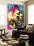 Marvel Comics Presents No.8 Machine Man Cover: Machine Man Wall Mural by Brandon Peterson