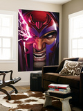Uncanny X-Men 516 Cover: Magneto Wall Mural by Greg Land