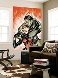 Amazing Spider-Girl No.29 Cover: Spider-Girl and Green Goblin Wall Mural by Ron Frenz