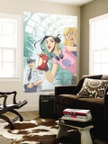 Jubilee No.5 Cover: Jubilee Wall Mural by Casey Jones