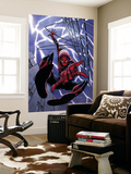 Spider-Man Unlimited No.1 Cover: Spider-Man Wall Mural by Andy Kubert