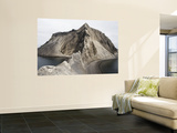 Poluostov Vladimira Cinder Cone on Flank of Alaid Volcano, Atlasova Island Wall Mural by Philip Game