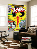 Uncanny X-Men No.125 Cover: Phoenix, Colossus, Storm, Madrox and Havok Wall Mural by John Byrne