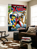 Uncanny X-Men No.124 Cover: Storm, Colossus and Cyclops Wall Mural by Dave Cockrum