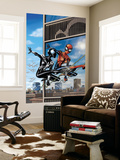 Spider-Girl No.76 Cover: Spider-Girl Lifting Wall Mural by Ron Frenz