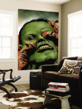 Hulk & Thing: Hard Knocks Cover: Hulk and Thing Wall Mural by Jae Lee