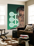 X-Factor No.37 Cover: Madrox Wall Mural by Boo Cook