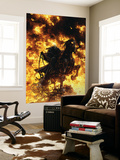 Ghost Rider: Trail Of Tears 6 Cover: Ghost Rider Wall Mural