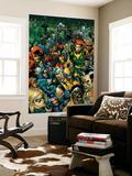 Secret Invasion Saga Cover: Daredevil Wall Mural by Leinil Francis Yu