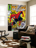 Marvel Tales: Spider-Man No.223 Cover: Spider-Man and Doctor Octopus Fighting Wall Mural by Todd McFarlane