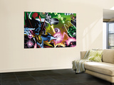 Hulk 10 Group: Dr. Strange, Hulk and Silver Surfer Wall Mural by Ed McGuiness