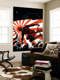 Daredevil No.505 Cover: Daredevil Wall Mural by Paolo Rivera