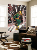 Iron Fist No.N3 Cover: Iron Fist Wall Mural by Kevin Lau