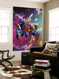 Eternals Annual No.1 Cover: Ikaris Wall Mural by Ed McGuinness