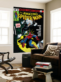 Amazing Spider-Man No.194 Cover: Spider-Man and Black Cat Wall Mural by Al Milgrom