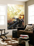 Ghost Rider 31 Cover: Ghost Rider Wall Mural