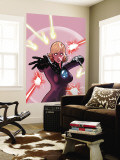 Captain Universe/Invisible Woman Cover: Invisible Woman Wall Mural