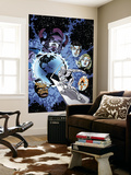 Marvel Adventures Fantastic Four 26 Cover: Silver Surfer Wall Mural by Paul Smith