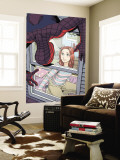 Spider-Man Loves Mary Jane No.4 Cover: Spider-Man, and Mary Jane Watson Wall Mural by Takeshi Miyazawa