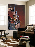 The Immortal Iron Fist No.11 Cover: Iron Fist Wall Mural by Travel Foreman