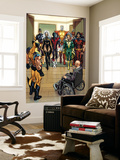 X-Men Origins: Wolverine 1 Group: Storm Wall Mural by Mark Texeira
