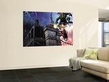 Fallen Son: The Death Of Captain America 4 Group: Spider-Man Wall Mural by David Finch