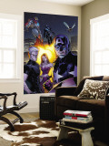 Ultimate X-Men No.63 Group: Captain America Wall Mural by Stuart Immonen