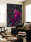 Hawkeye No.7 Cover: Hawkeye Wall Mural by Scott Kolins