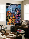 Marvel Assistant-Sized Spectacular No.2 Cover: Galacta, Bloodstone, Elsa, Cage and Luke Wall Mural by David Williams