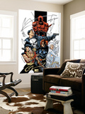 Marvel Spotlight: Marvel Knights 10th Anniversary Cover: Daredevil Wall Mural by Joe Quesada