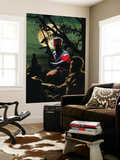 The Twelve No.2 Cover: Captain Wonder Wall Mural by Chris Weston