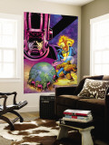 Fantastic Four V1 Cover: Galactus Wall Mural by Mike Wieringo
