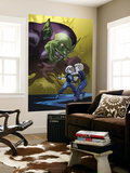 Dark Reign: Fantastic Four 4 Cover: Green Goblin, Richards, Franklin, Richards and Valeria Wall Mural by Pasqual Ferry