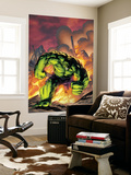 Marvel Adventures Hulk No.1 Cover: Hulk Wall Mural by Carlo Pagulayan