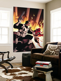 Punisher No.10 Cover: Punisher Wall Mural by Mike McKone