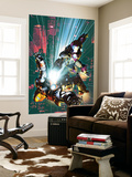 Ultimate Comics Armor War No.3 Cover: Iron Man Wall Mural by Brandon Peterson