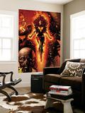X-Men: Legacy No.211 Cover: Dark Phoenix, Brood, Nova and Cassandra Wall Mural by David Finch
