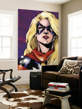 Ms. Marvel No.38 Cover: Ms. Marvel Wall Mural by Phil Jimenez