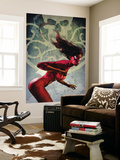 Spider-Woman No.2 Cover: Spider Woman Wall Mural by Alex Maleev
