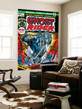 Ghost Rider 1 Cover: Ghost Rider Wall Mural by Tom Sutton