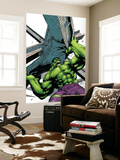 Marvel Adventures Hulk No.2 Cover: Hulk Wall Mural by Carlo Pagulayan