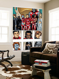 New X-Men: Academy X Yearbook Group: Hellion Wall Mural by Georges Jeanty