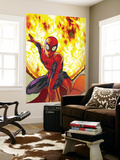 Spider-Man: With Great Power&No.3 Cover: Spider-Man Wall Mural by Tony Harris