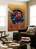 Marvel Adventures Spider-Man No.36 Cover: Spider-Man Wall Mural by David Nakayama