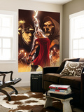 Thor No.603 Cover: Thor Wall Mural