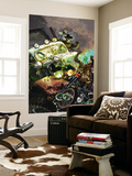 Ghost Rider 34 Cover: Ghost Rider Wall Mural
