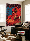 Spider-Man: With Great Power&amp; 1 Cover: Spider-Man, Peter Parker Wall Mural by Tony Harris