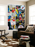 Avengers No.148 Group: Iron Man Wall Mural by George Perez