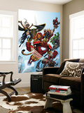 Marvel Adventures The Avengers No.38 Cover: Iron Man Wall Mural by Casey Jones